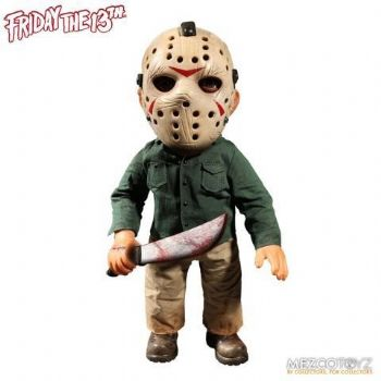 "Mezco Friday The 13th Jason 15"" Mega Figure With Sound"